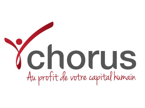 Logo et imagerie Chorus Ressources Humaines