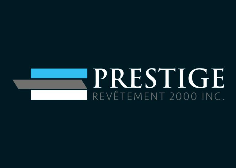 Logo Prestige Revêtement 2000 inc