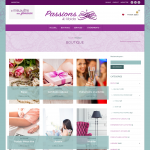 Site web Passions Libido