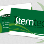 Carte d'affaires Stemtech