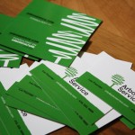 Cartes d'affaires Arbo Service