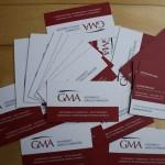 Cartes affaires GMA