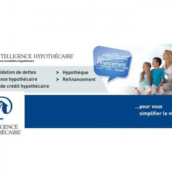 Visuel Facebook pour Intelligence Hypothécaire