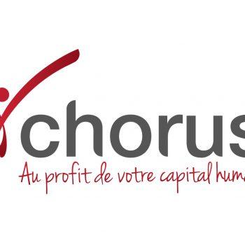 Logo Chorus Ressources Humaines