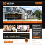 Site Web Sécurité Impérial