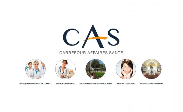 Site web CAS