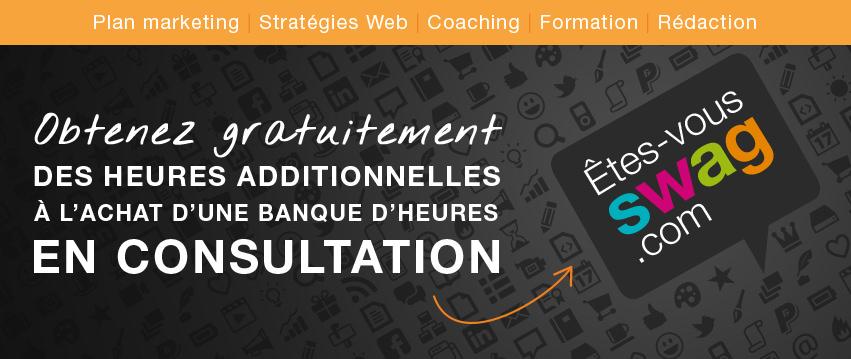 Promotion consultation